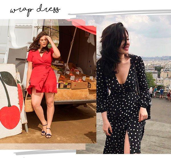 wrap - dress - look - verao - comrpar