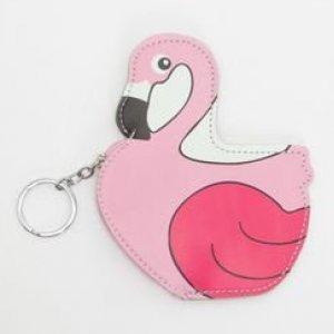 Nécessaire Envelope Pu Flamingo Summer