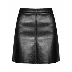 Saia Curta Leather