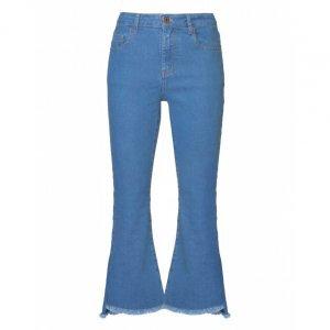 Calça Jeans Flare Cropped Reserva