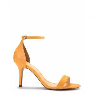 Sandália Salto Fino Tira