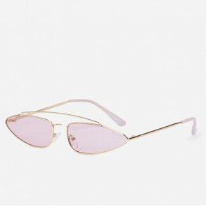 Óculos De Sol Metal Trend