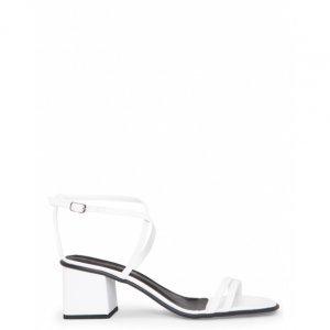 Double Strap Cross Sandal