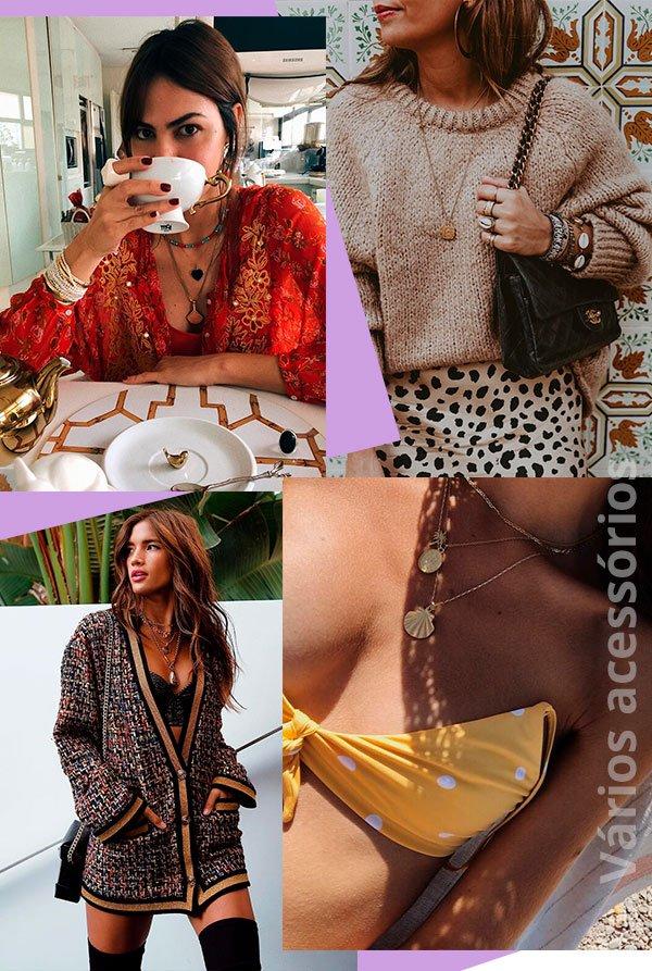 acessorios - boho - looks - moda - trend