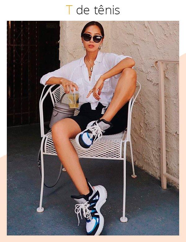 Aimee Song - dad-sneakers - dad sneakers - verão - street-style