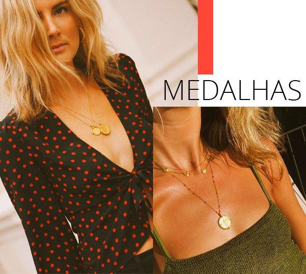 Lucy Williams - colar-medalhas - bijoux - verão - street-style
