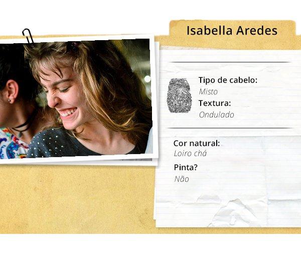 Isabella Aredes - cabelo - cabelo - todas - cabeleireiro