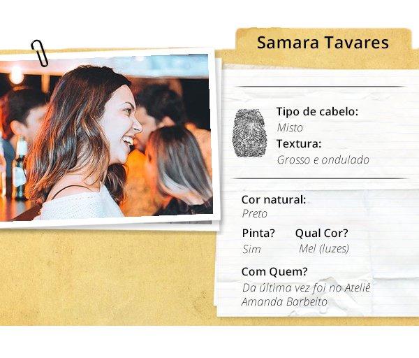 Samara Tavares - cabelo - cabelo - todas - cabeleireiro