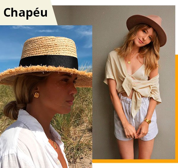 chapeu - look - verao - beachwear - look