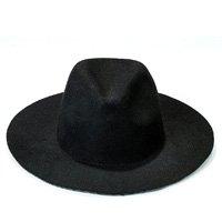 Fedora Quintess Black Hat