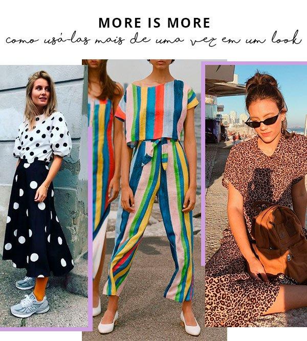 estampa - 2xx - looks - moda - trend