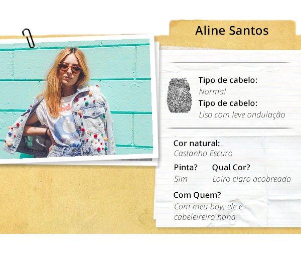 Aline Santos - cabelo - cabelo - todas - cabeleireiro