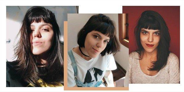 Julia Abud - Cabelo - Pintar - Como Cuidar - Lavar Cabelo