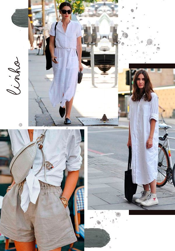 linho - verao - looks - moda - trend