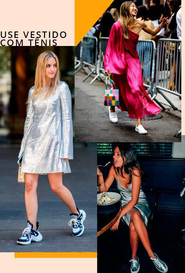 it-girl - vestido-e-tenis - vestidos - verão - street-style