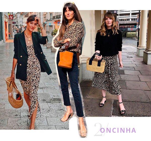 oncinha - looks - verao - comprar - trend