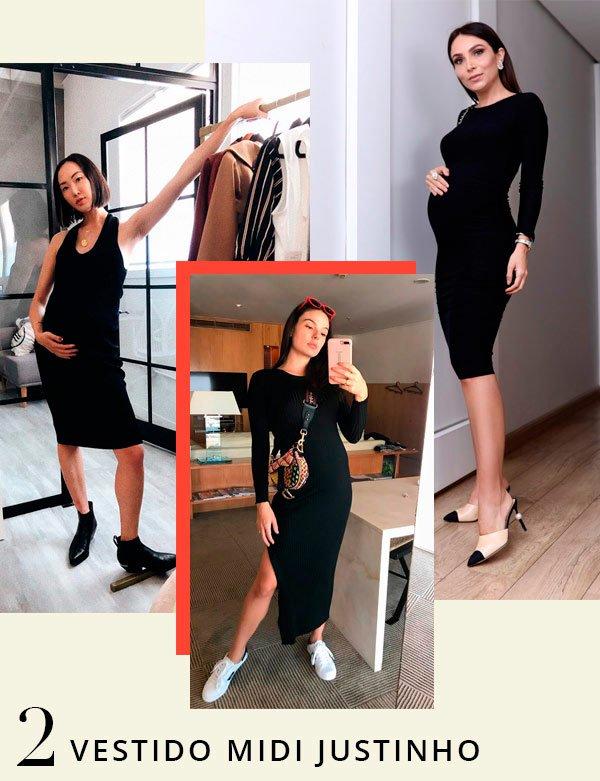 Chriselle Lim, Isis Valverde, Lala Noleto - vestido-preto - vestidos - verão - street-style
