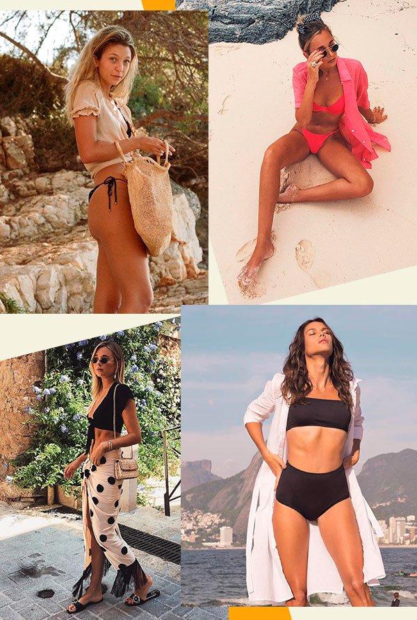 saidas - praia - look - beachwear - comprar