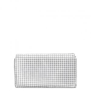 Clutch Metal Mesh Bag