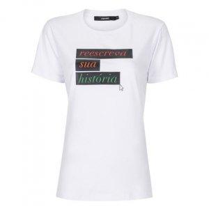 T-Shirt Reescreva Sua História
