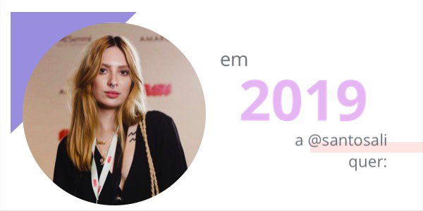 Aline Santos - resoluções - resoluções - ano novo - ano novo