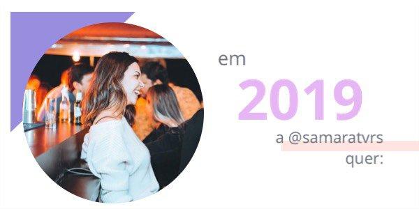 Samara Tavares - resoluções - resoluções - ano novo - ano novo