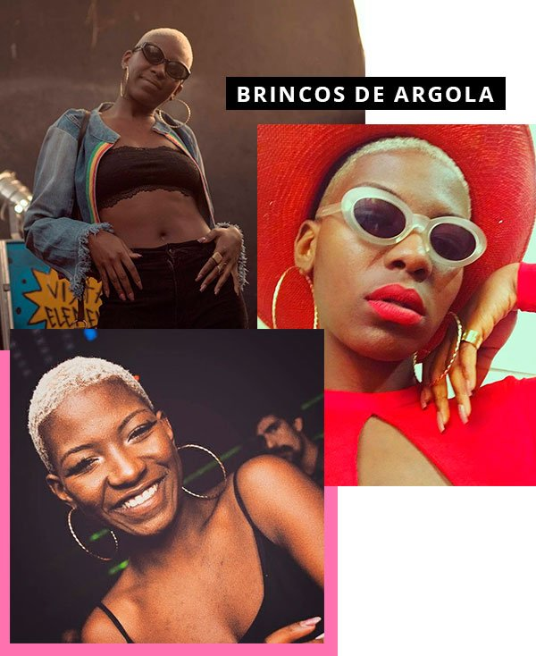 aisha - brincos - argola - looks - trendy