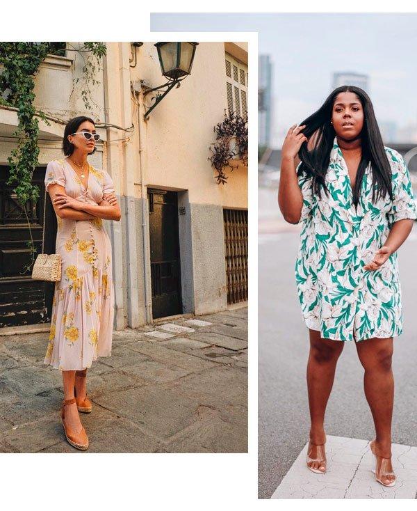 Brittany Xavier, Hayet Rida - vestido - vestidos - verão - street-style
