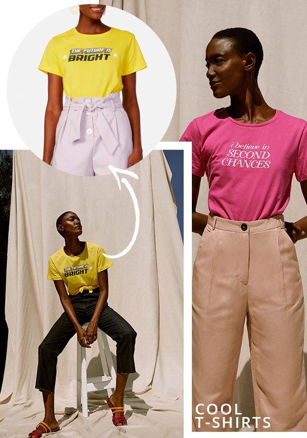 it-girl - t-shirt - t-shirt - verão - set