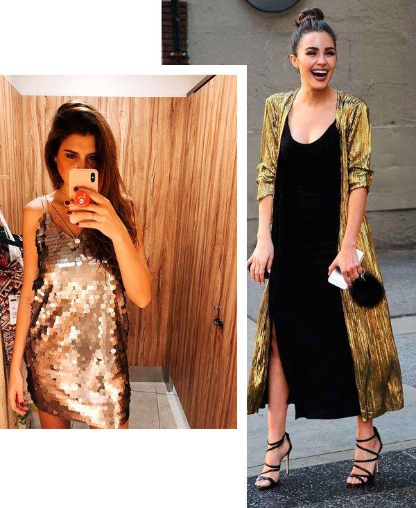 Manuela Bordasch, Olivia Culpo - vestido - vestidos - verão - street-style