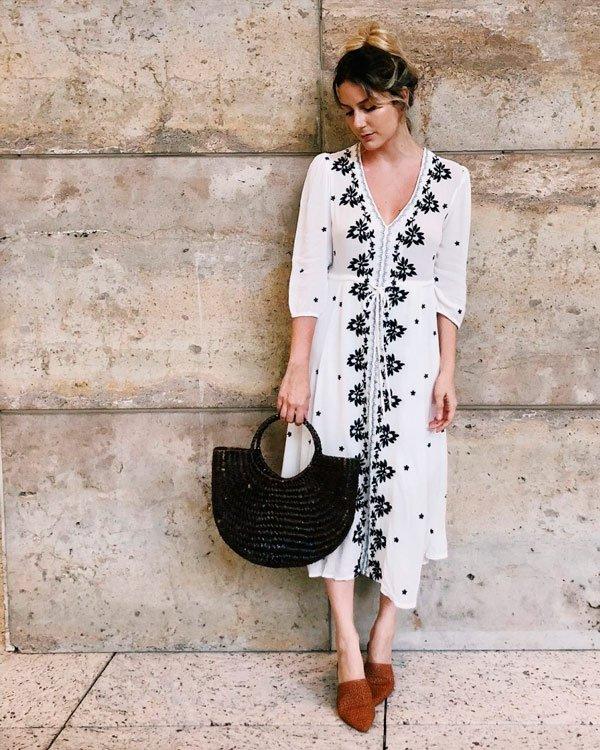 Karina Facci - vestido-bordado - boho - verão - street-style