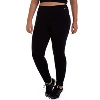 Calça Legging Plus Size Best Fit - Preto