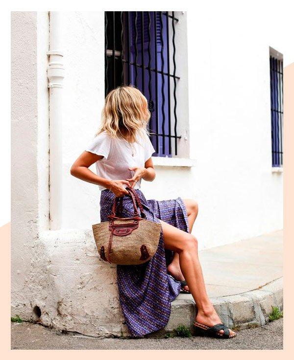 Lucy Williams - tshirt-e-saia - verão - verão - street-style