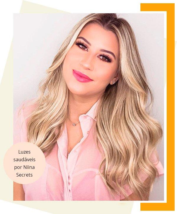 niina - secrets - produto - cabelo - beleza