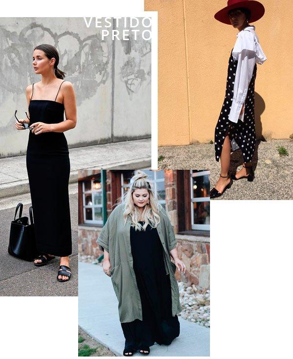Sara Donaldson, María Bernard - vestido-preto - vestidos - verão - street-style