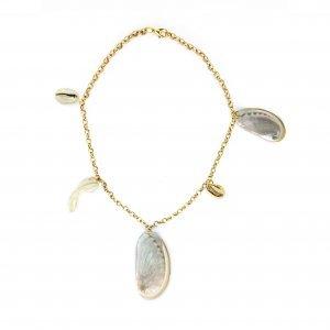 Conchas Shine Necklace Conchas Shine Necklace