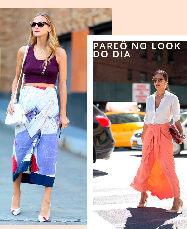 it-girl - pareo - pareo - verão - street-style