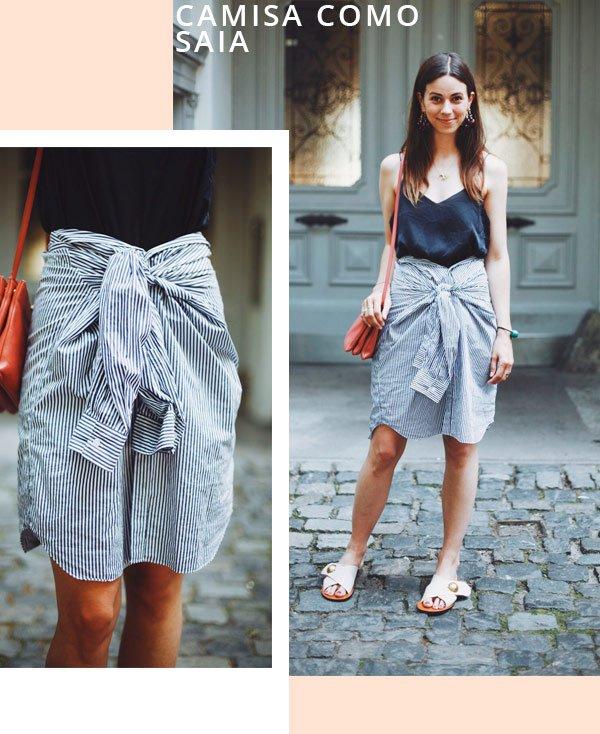 it-girl - camisa - camisa - verão - street-style