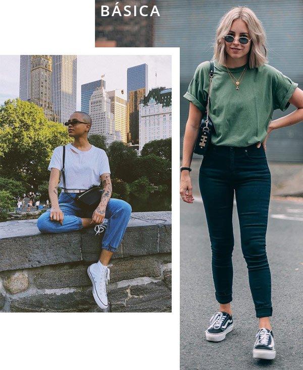 Cris Paladino e Lian Galliard - tênis - tênis - verão - street style 2018