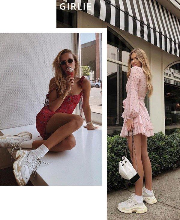 Marie von Behrens - tênis - tênis - verão - street style 2018