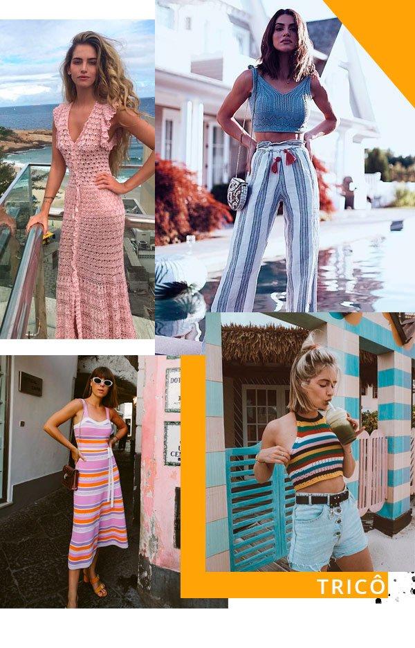 Camila Coelho - tricô - tricô - verão - street-style