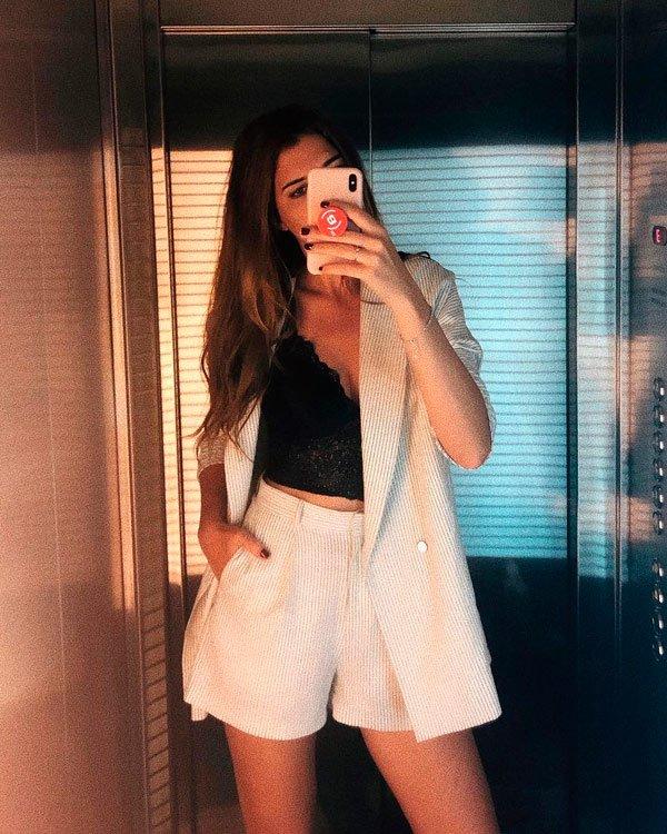 Manuela Bordasch  - blazer - blazer - verão - street-style