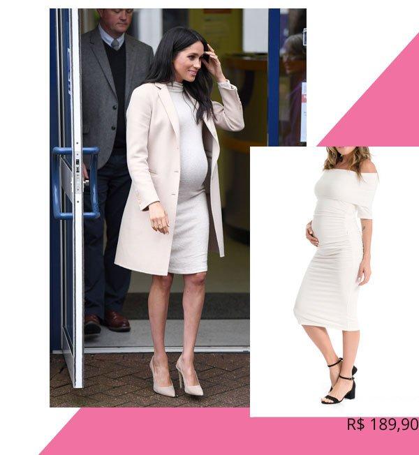 Meghan Markle - vestido - grávidas - verão - street-style