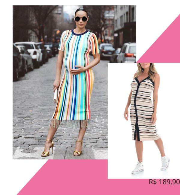 Sai De Silva - vestido - grávidas - verão - street-style