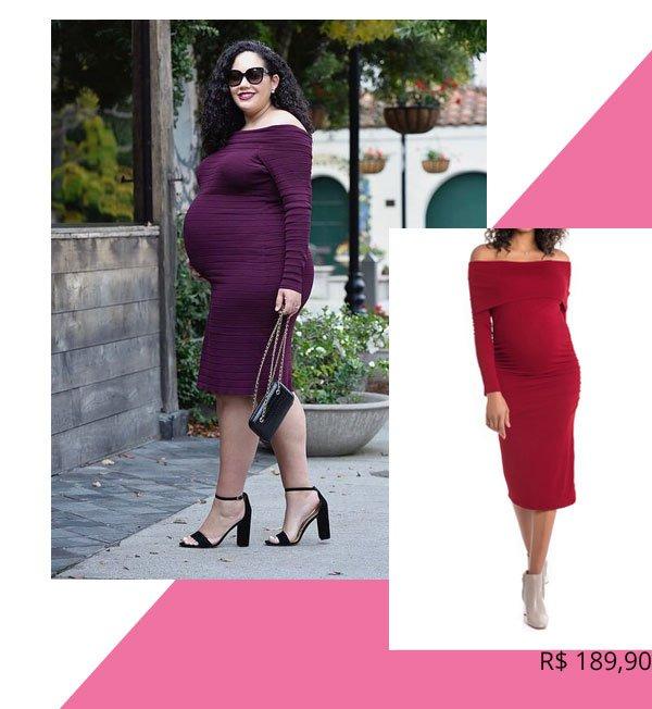 Tanesha Awasthi - vestido - grávidas - verão - street-style