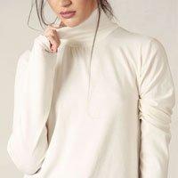 Top Kim Tamanho: 44 - Cor: Off White