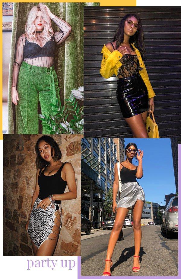 Alex Michael May, Aimee Song, Tatiana Elizabeth Price - body - body - verão - street-style