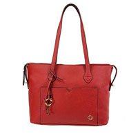 Bolsa Samsonite Miss Chic Vermelha