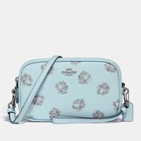 BOLSA CROSSBODY CLUTCH ROSE COACH