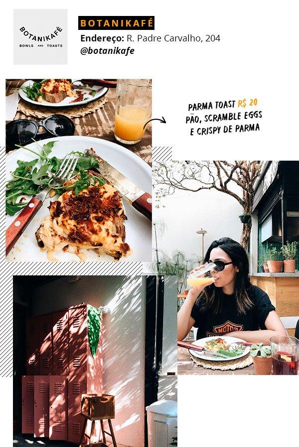botanikafe - brunch - sao paulo - guia - cafes